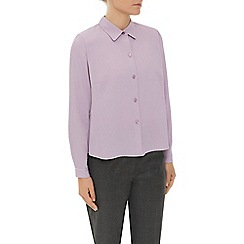 Eastex - Mauve Textured Blouse