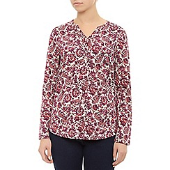 Dash - Printed Jersey Blouse