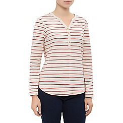 Dash - Stripe Jersey Blouse