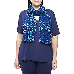 Windsmoor - Animal Print Scarf