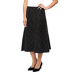 Eastex - Harlequin Ponte Skirt