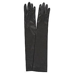 Jacques Vert - Long Satin Evening Gloves