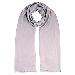 Jacques Vert - Embellished Stone Scarf
