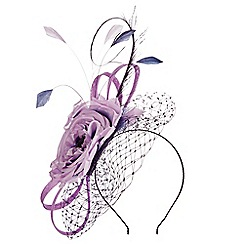 Jacques Vert - Veil flower fascinator