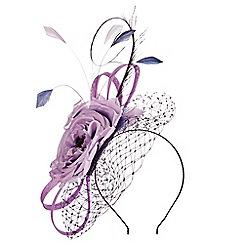 Jacques Vert - Veil flower fascinator