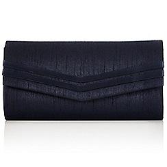 Jacques Vert - Stripe clutch bag