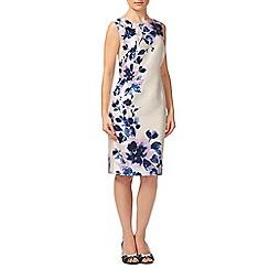 Jacques Vert - Petite Peony Print Dress