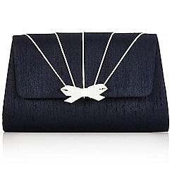 Jacques Vert - Piping detail clutch bag