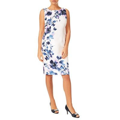Jacques Vert Peony placement dress