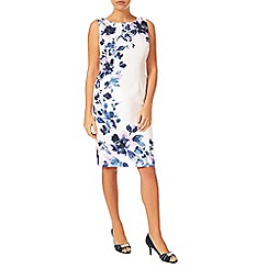 Jacques Vert - Peony placement dress