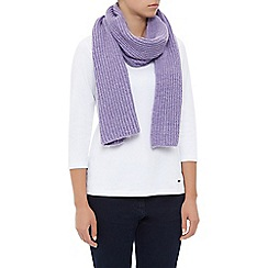 Dash - Tonal Soft Purple Scarf