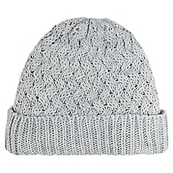 Dash - Knitted Hat Grey