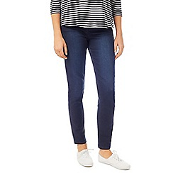Dash - Dark Straight Leg Jean Long