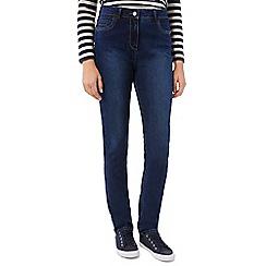 Dash - Mid Straight Leg Petite Jean
