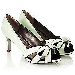 Jacques Vert - Piped Bow Platform Shoe