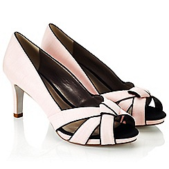 Jacques Vert - Piped Knot Platform Shoe