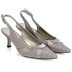 Jacques Vert - Double Pleat Point Shoe