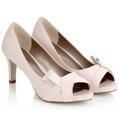 Jacques Vert Fold Bow Detail Shoe - . -