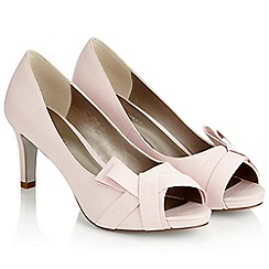 Jacques Vert - Fold Bow Detail Shoe