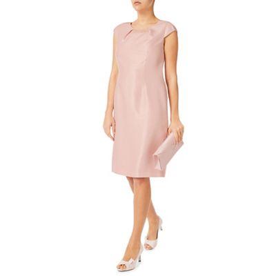Jacques Vert Pearl Detail Shift Dress