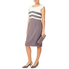 Jacques Vert - Layers Boddice Crepe Dress