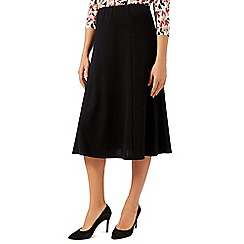 Eastex - Petite pull on ponte skirt