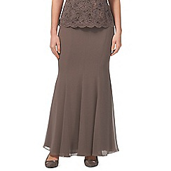 Jacques Vert - Petite Maxi Grossgrain Skirt
