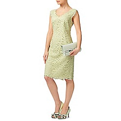 Jacques Vert - Petite Lace V Neck Dress