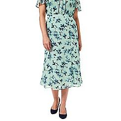 Eastex - Watercolour Spring Skirt-Short