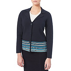 Eastex - Milano stripe hem jacket