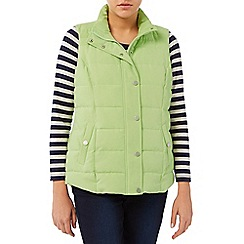 Dash - Lime Peached Padded Gilet