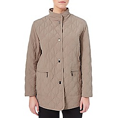 Eastex - Diamond Leaf Quited Raincoat