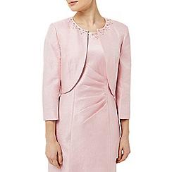 Precis - Pink Embellished Bolero