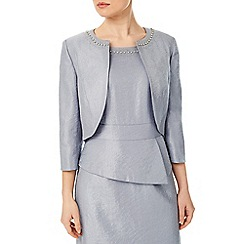 Precis - Grey Shimmer Jacket
