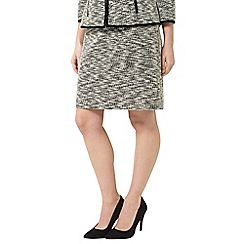 Precis - Jeff Banks Boucle Skirt
