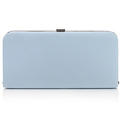 Windsmoor - Light blue chain handle clutch bag