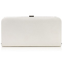 Windsmoor - ivory chain handle clutch bag