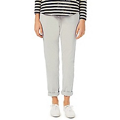 Dash - Silver Grey Gilia Trouser