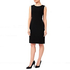 Precis - Jeff Banks Black Shift Dress