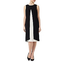 Precis - Jeff Banks Black Swing Dress