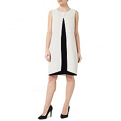 Precis - Jeff Banks Ivory Swing Dress