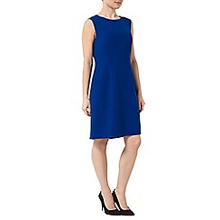 Precis - Jeff Banks Blue Aline Dress