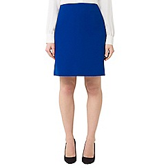 Precis - Jeff Banks Vent Detail Skirt