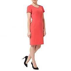 Precis - Jeff Banks Coral Shift Dress