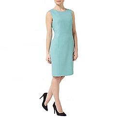 Precis - Jeff Banks Aqua Shift Dress