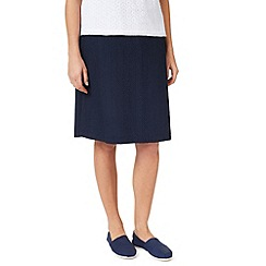 Dash - Broidery Skirt