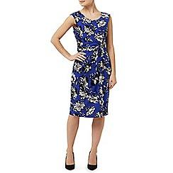 Precis Petite - Ocean Print Jersey Dress