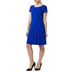 Precis Petite - Pleated Jersey Dress