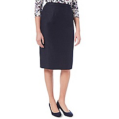 Eastex - Shantung Pencil Skirt