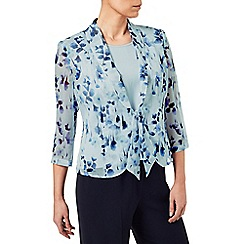 Eastex - Watercolour Blossom Blouse